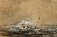 marine by fredrich theodor kloss
