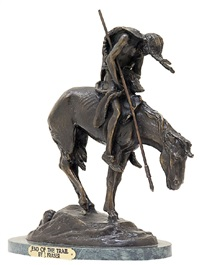 and of the trail by james earle fraser
