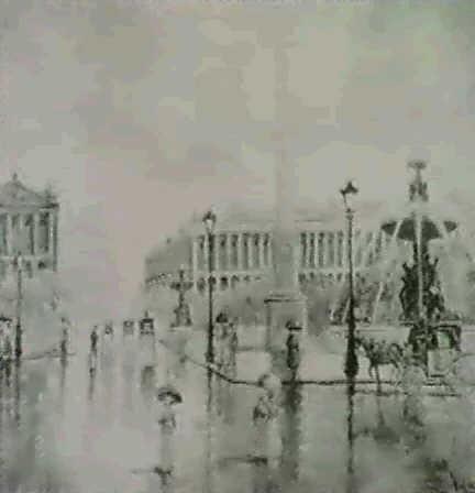plaza de la concordia by mariano gutierrez viguera