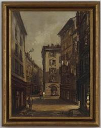 grand rue, genève by sergio cecchi