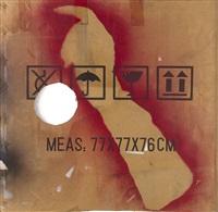 ohne titel (meas) by paulina olowska