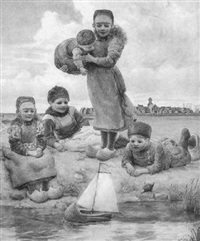 fisher children of the zieder zee by r.j. abraham
