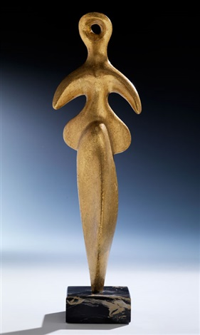 flying by alexander archipenko