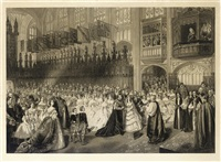 marriage of t.r.h. the prince and princess of wales by william henry simmons