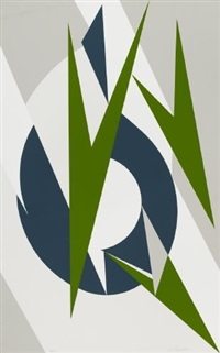 embrace (from the superlative us: olympic editions) by lee krasner