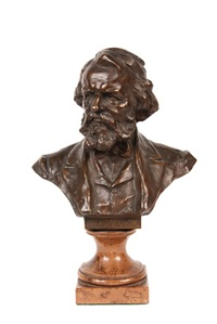henry wadsworth longfellow by hans müller