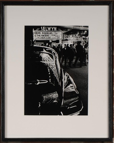 selwyn, 42nd st., new york by william klein