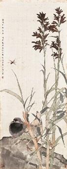 pigeons by muxin cheng