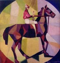 cavalier by jeanne rij-rousseau