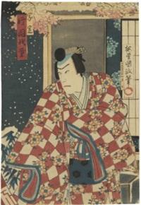 kabuki by kunimasa