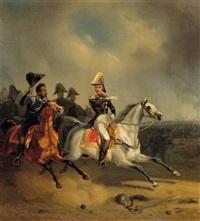 niederlage der franzosen in der schlacht von sedan by franz adam