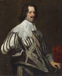 portrait of a nobleman by jan de reyn