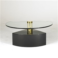 coffee table by dakota jackson
