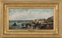 gloucester, cape ann, mass by william henry hilliard