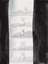 ohne titel (stühle) by mariusz kruk