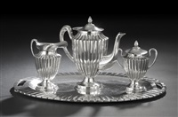 coffee set (set of 4) by maciel