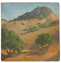 san luis obispo, by kathryn woodman leighton