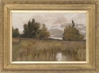 marshland by kate amphlett