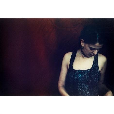selbstporträt / self-portrait by sissi farassat