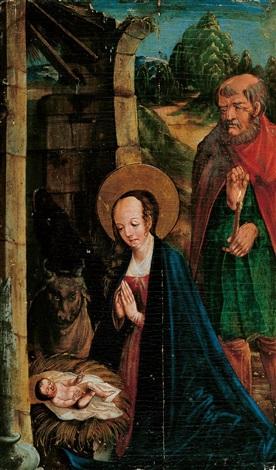 geburt christi by austrian school tyrolean 16