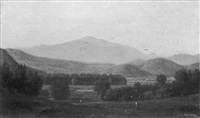 mount washington at intervale by alfred t. ordway