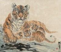 母子图 by lin yushan
