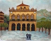 ayuntamiento de irun by agustin boyer salvador