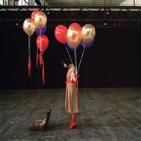luft balloons by roberta lima