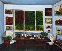 vista desde su estudio by agustin boyer salvador