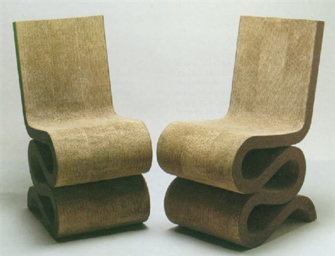 wiggle side chair by frank gehry on artnet. Black Bedroom Furniture Sets. Home Design Ideas