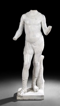 roman warrior by james henry haseltine