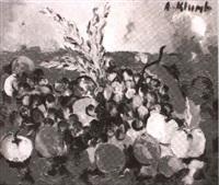 les raisins by andré klumb