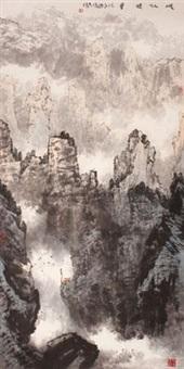 峡江烟云 by ji zhenmin