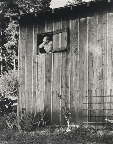 edward weston carmel california by beaumont newhall