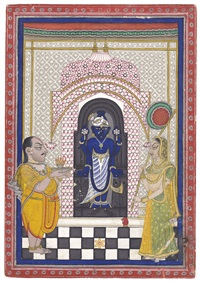 the worship of mathureshji by anonymous-indian (19)