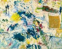 dezember und januar 43 (+ ohne titel, smaller; 2 works) by stefanie hoellering