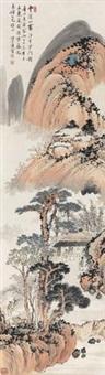 云溪青山 by wang rong