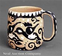 mug by shearwater pottery