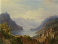 walensee by carl morgenstern