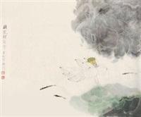 藕花闲自香 by jiang hongwei