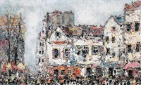 place de ville (+2 others; 3 works) by jean remy