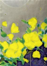 evening primrose by teruko yokoi