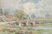bro över ån by martin snape