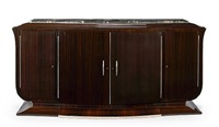 french art deco sideboard by maurice allais