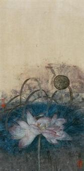 莲藕 by jiang hongwei