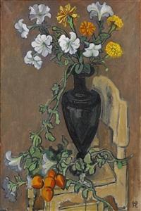 blomsterstilleben by hilding linnqvist
