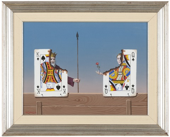 The lifes dawn by Tito Salomoni on artnet