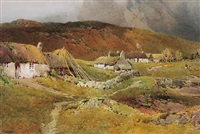 highland cottages by arthur tucker