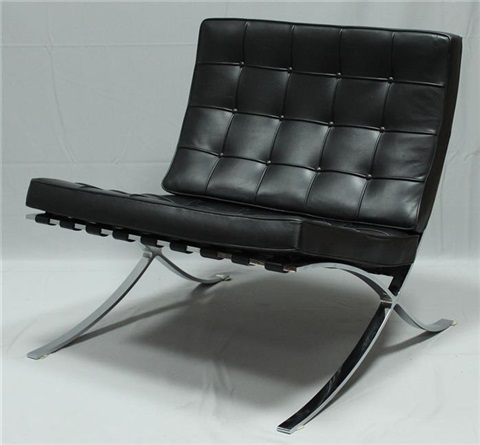 mr 90 barcelona chair by ludwig mies van der rohe on artnet. Black Bedroom Furniture Sets. Home Design Ideas