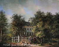 by the gate by jacobus freudenberg